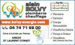 Plomberie Chauffage Bolvy